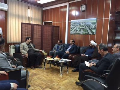 پیشنهاد سرمایه گذاری در پروژه های توسعه متوازن شهرداری اسلامشهر با مشارکت خلیج فارس