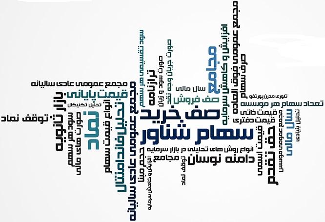 حفارس نمادبورسی شرکت خلیج فارس