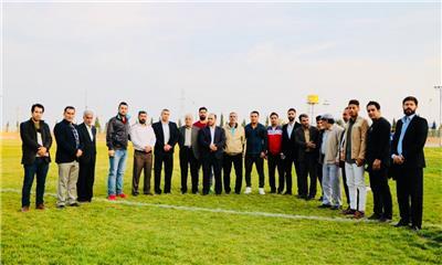 مدرسه فوتبال شرکت حمل و نقل خلیج فارس افتتاح شد