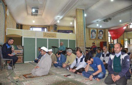 برپایى جشن میلاد حضرت اباعبدالله الحسین در سومین روز از ماه شعبان المعظم