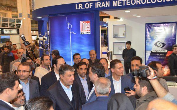 چهارمین نمایشگاه بینالمللی حمل و نقل، لجستیک و صنایع وابسته آسیا برگزار شد