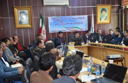 برگزاری گردهمایی بزرگ حسابداران و مسئولین صدور بارنامه شعب و نمایندگی ها