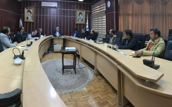 جلسه بررسی راهکارهای مقابله با کروناویروس به ریاست غلامحسین مصلح
