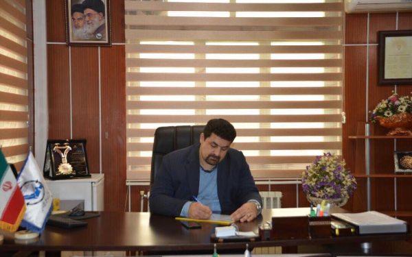 پیام تبریک مدیر عامل به مناسبت روز جهانی کارگر