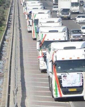 استقبال حمل و نقل بین المللی خلیج فارس از افتتاح پروژه آزادراه غدیر