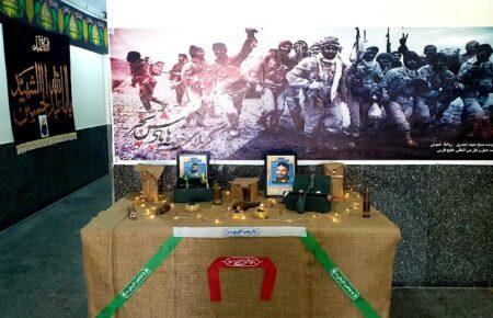 گرامیداشت هفته دفاع مقدس در حمل و نقل بین المللی خلیج فارس