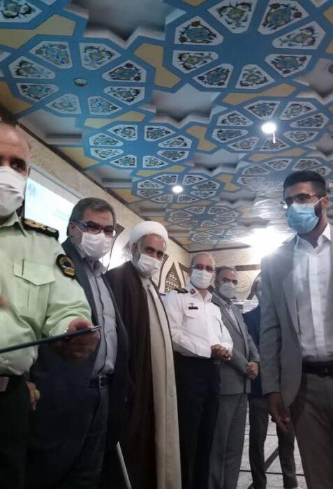 تقدیر از رانندگان نمونه توسط نیروی انتظامی تهران بزرگ
